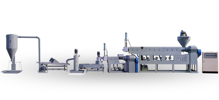 Plastics Extruder Machine - Pellet-Forming Machinery for PP, PE & PS Die-Cutters