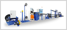 Electric Wire & Cable Machine - Plastics Extruder
