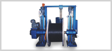 Electric Wire & Cable Machine - Take Up